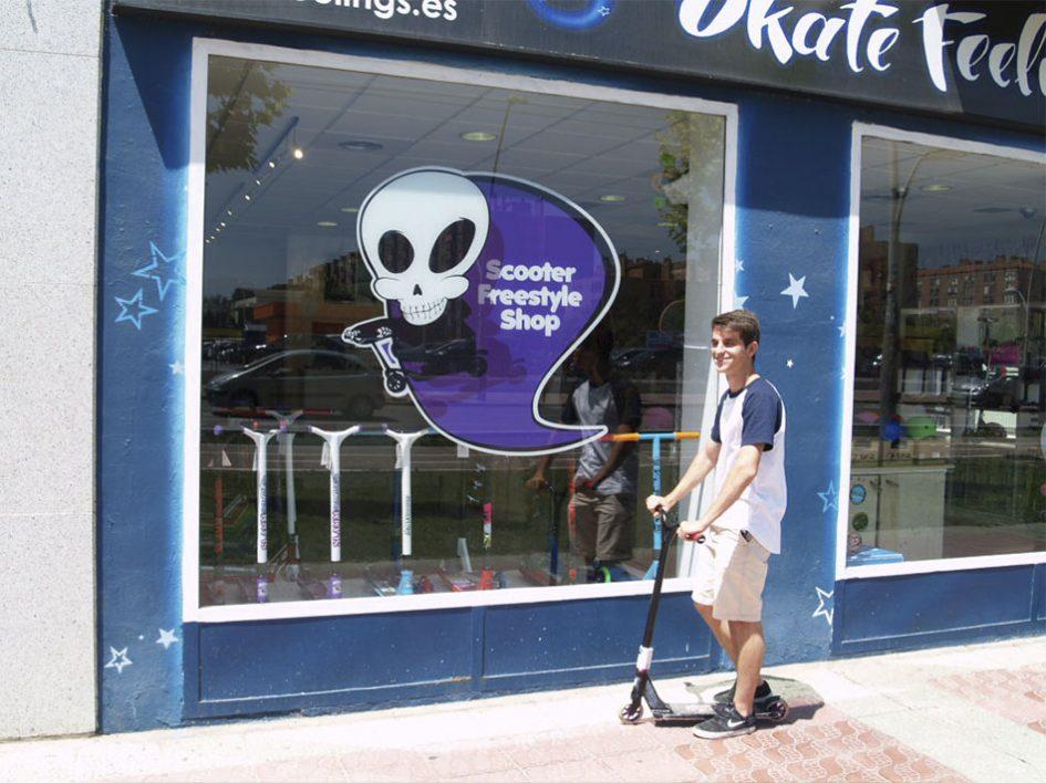 Skate Feelings tienda de Patines Zaragoza
